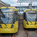Manchester Metrolink 3031 & 3002