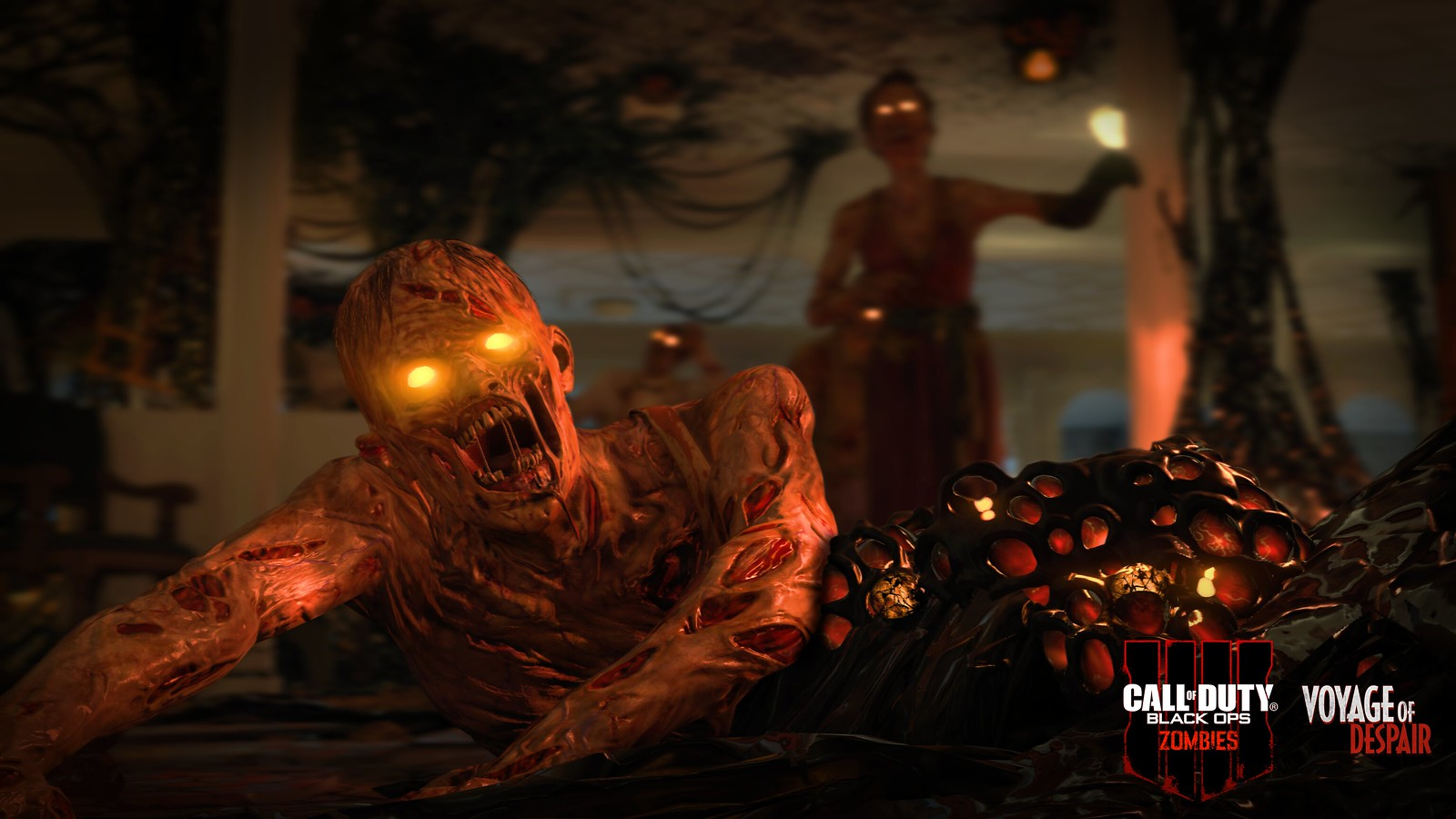 Treyarch Answers Some Of Your Call Of Duty Black Ops 4 Zombies