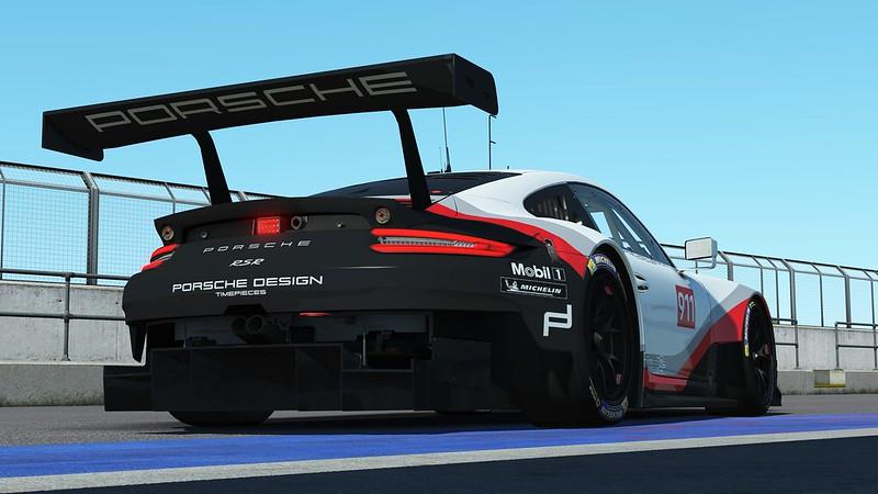 Rfactor 2 Endurance Pack Porsche 911 RSR