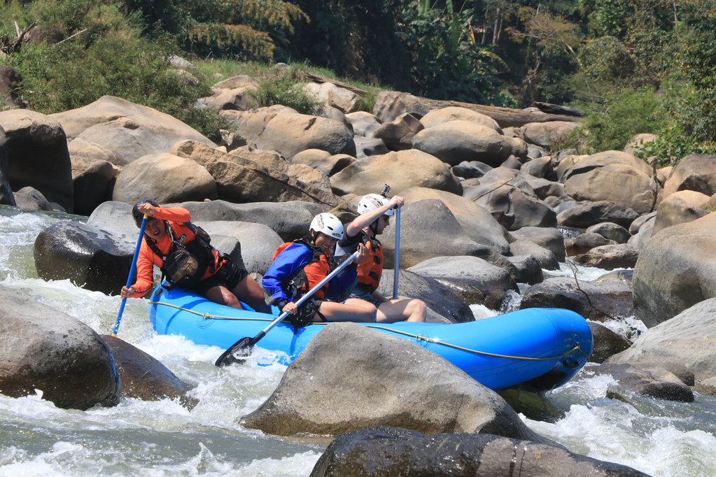 White Water Rafting Adventures