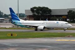 Garuda Indonesia PK-GNS