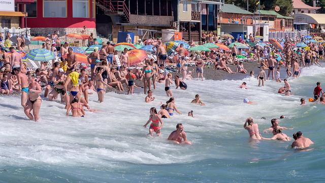 Crimean beach 2018-1