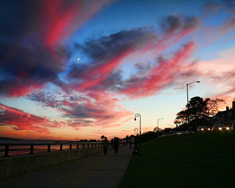 Lynnway Sunset