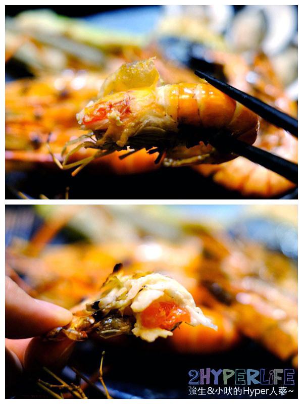 潼阪│頂級帝王蟹黑毛牛肉品海鮮燒烤吃到飽!不怕你點只怕你點到吃不下~還有無限暢飲加冰品自助吧,根本是大食怪們的天堂啊! @強生與小吠的Hyper人蔘~