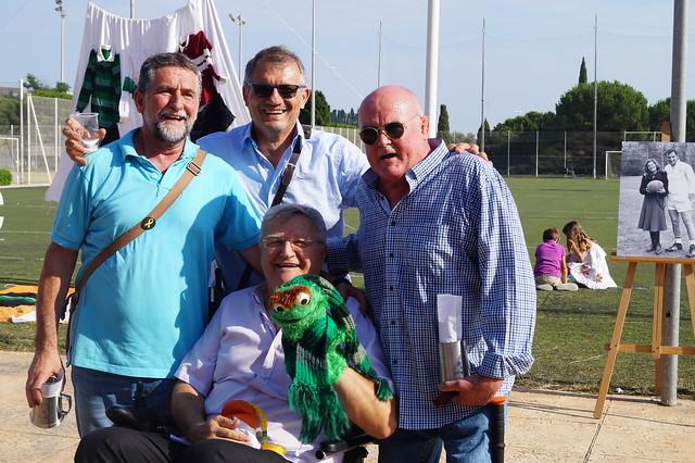 Homenatge 80è Aniversari Dr José Antonio Sancha de Prada @ INEFC Part 2