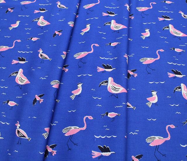 Moda Fabrics Yucatan 16711-20 Yucatan Deep Sea