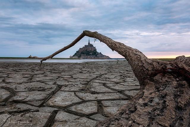 Le Mont Saint-Michel, Normandie