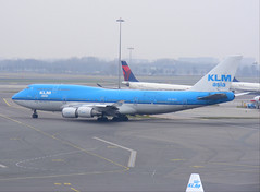 PH-BFF Boeing 747-406(M) c/n 24202 KLM Royal Dutch Airlines