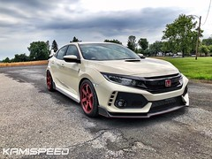 Volk Racing TE37 Saga - Civic Type R