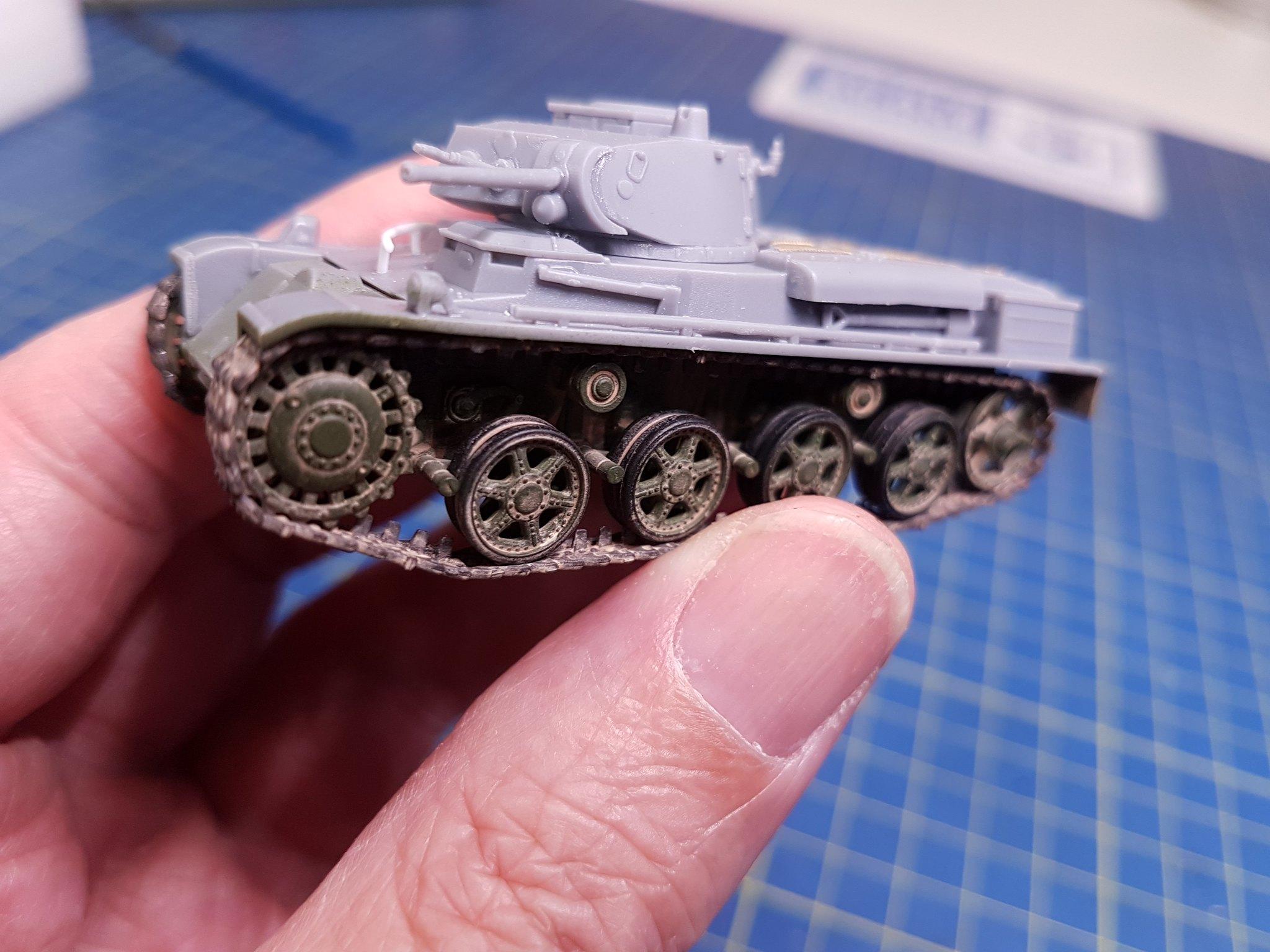 IBG Models 1/72 Stridsvagn m/40L Swedish Light Tank - Sida 2 42087236315_a9918fc9e3_k