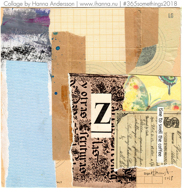 Try Ctrl and Z to delete - Collage no 106 (a number I forgot that previous time) by iHanna week 21