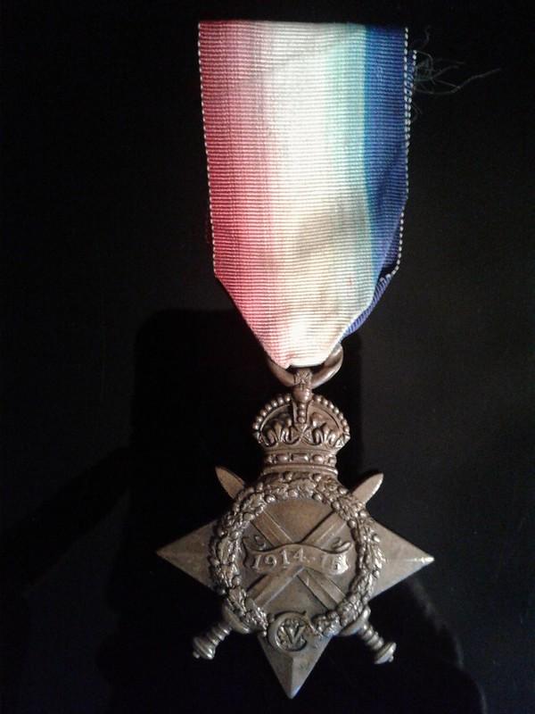 Medal 1914-15 Star 42169588414_8b340d75df_c