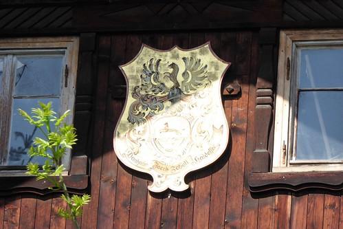Altes Wappen : Danhaim