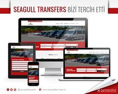 Seagull Transfers Bizi Tercih Etti