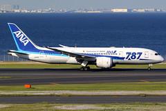 All Nippon Airways | Boeing 787-8 | JA816A | Tokyo Haneda