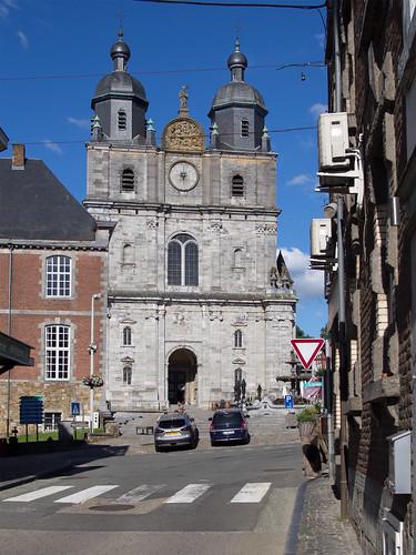 Basiliek van Saint Hubert