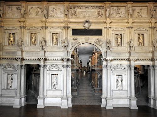 Vicenza - Teatro Olimpico