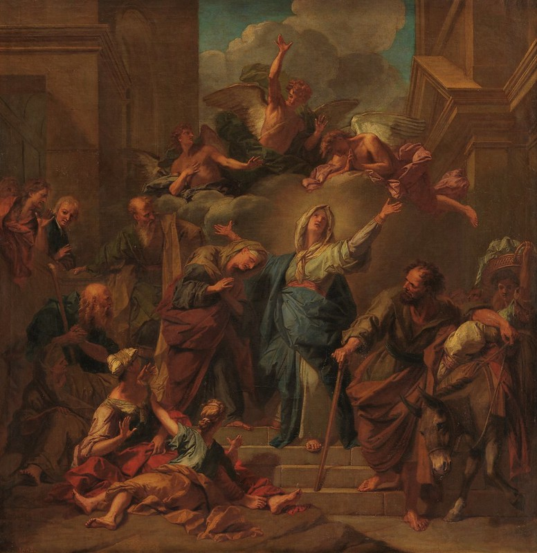 Jean Baptiste Jouvenet - Magnificat (c.1716)
