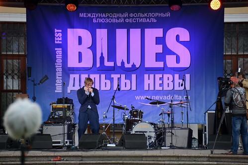 2018-07-07. XIV фестиваль Blues Дельты Невы