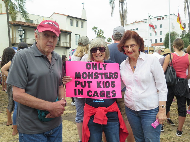 Keep Families Together Rally 6/30/18