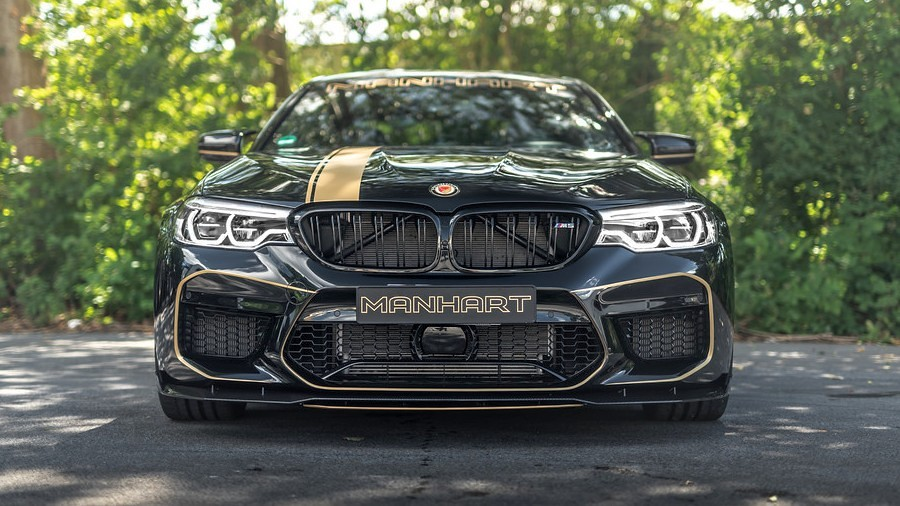 Manhart MH5 700, BMW M5 tuning 4