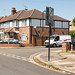 Colwyn Avenue, corner with Bleasdale Avenue | Survival locations | Perivale | Doctor Who | July 2018-27