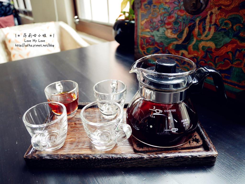 台北迪化街老屋爐鍋咖啡 Luguo Cafe小藝埕artyard (15)