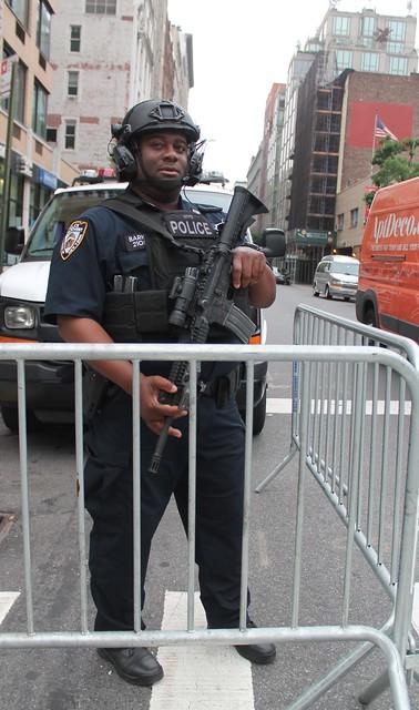 36a.NYPD.BeforeParade.NYC.24June2018