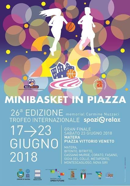 torneo minibasket a gioia