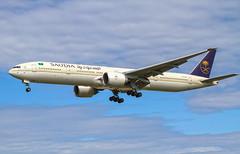 HZ-AK27 Boeing 777-300 Saudi Arabian Airlines