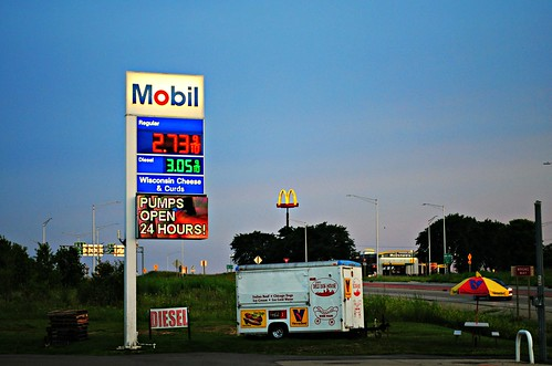 Mobil - Edgerton, Wisconsin
