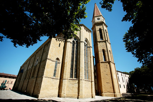 Arezzo: duomo