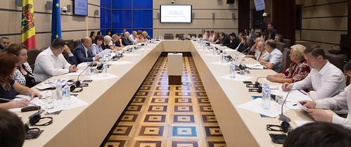 11.07.2018 Ședința Comisiei administrație publică