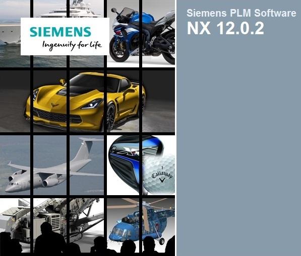 Siemens PLM NX 12.0.2 (NX 12.0 MR2) Win64 full license