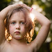 The summer before kindergarten portrait by trois petits oiseaux