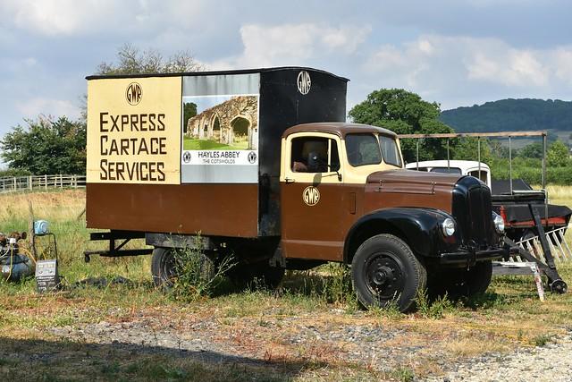 Express Cartage Service