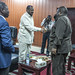 UNAMID JSR meets the new Wali (Governor) of North Darfur