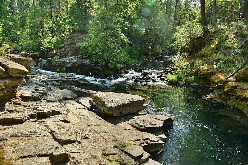 Camp Comfort Trail