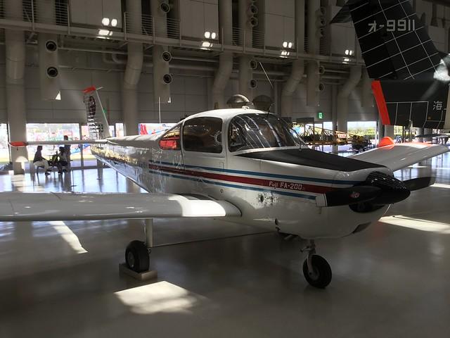 FA-200改 STOL実験機 IMG_2515