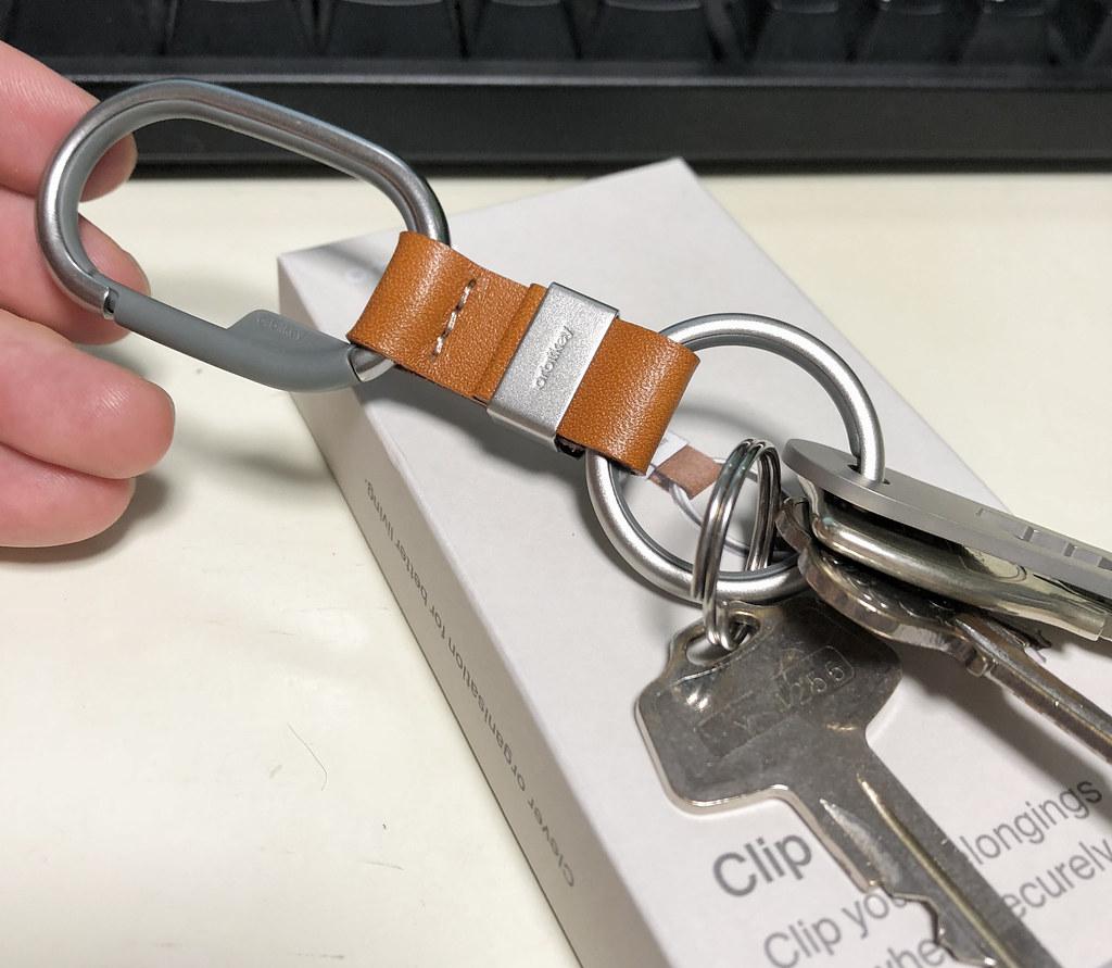 Orbitkey Clip