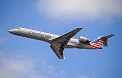American Eagle Bombardier CRJ-700