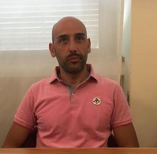 Il vicepresidente Salvatore Nacarlo