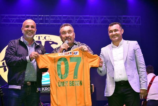 Hasan Çavuşoğlu, Ümit Besen, Adem Murat Yücel