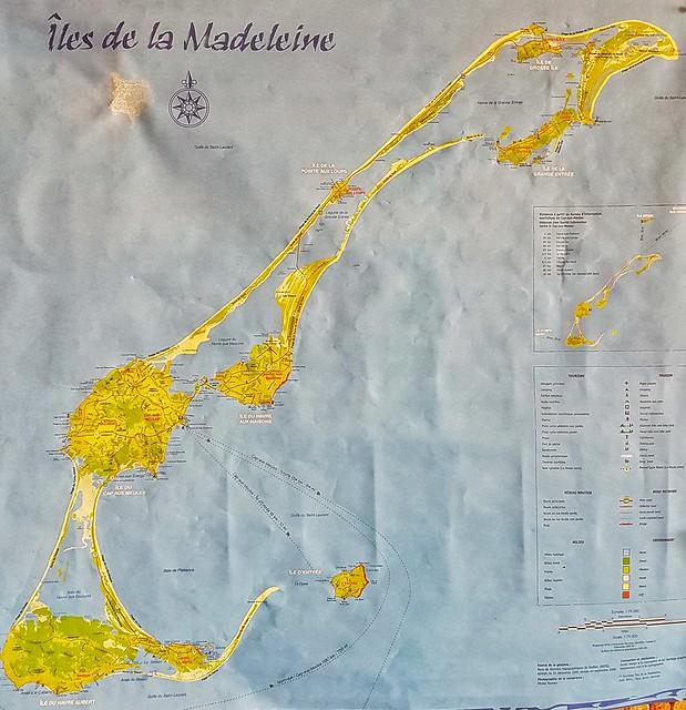 Les Iles de la Madeleine