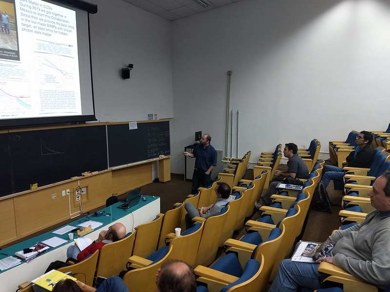 Sixth International ICTP-SAIFR/CLAF Workshop for the Design of the ANDES Underground Laboratory