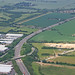 Junction 22, A12 at Witham