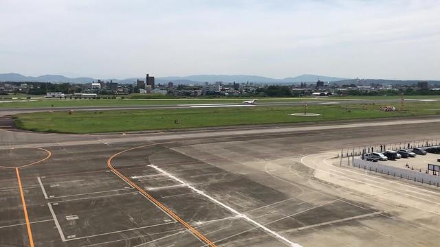 航空自衛隊 飛行点検隊 U-125 39-3042 着陸動画 IMG_0555