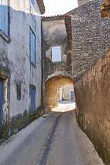 A walk round Lussan