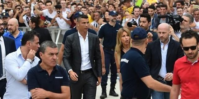 AS Roma: Punya Cristiano Ronaldo Pun Juventus Tak Otomatis Juara