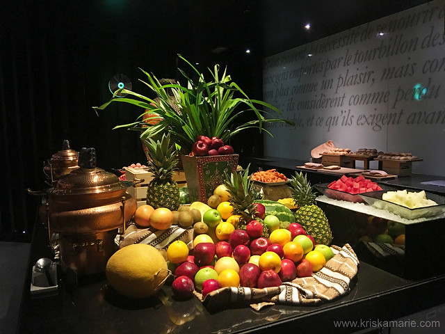 Fresh Fruits - Art of Spice Indian Night